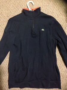 LACOSTE SWEATER SMALL