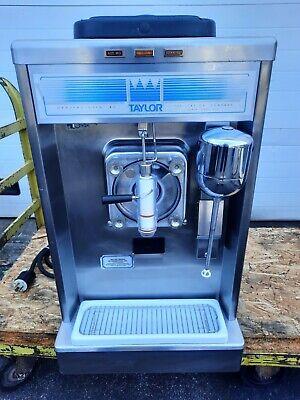 Taylor 340-27 Frozen Drink Margarita Machine Clean Freezes Quick