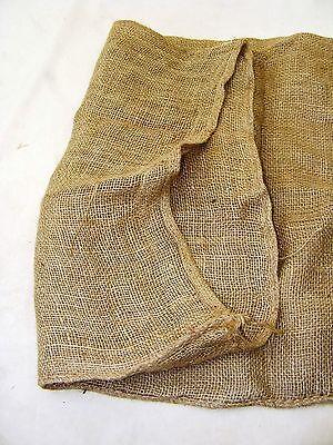 Beautiful Age Jute Bag Pouch Sack Farmer Cloth Bag Linen Bag