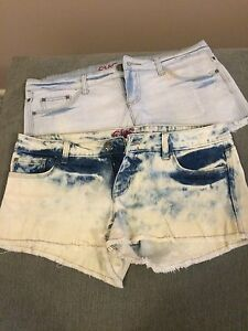 Denim shorts East Maitland Maitland Area Preview