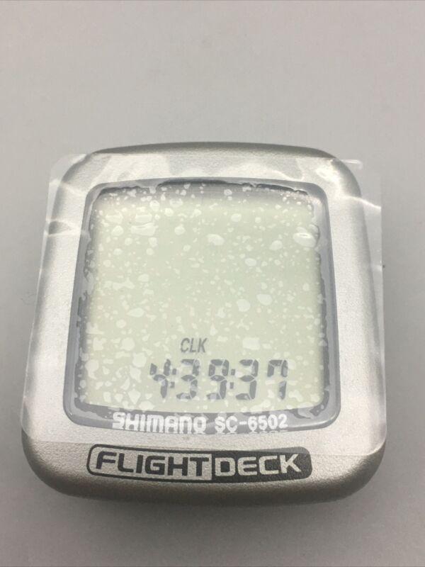 Shimano Flight Deck SC-6502 Computer A02