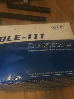 DLE 111 RC Plane engine Brand New