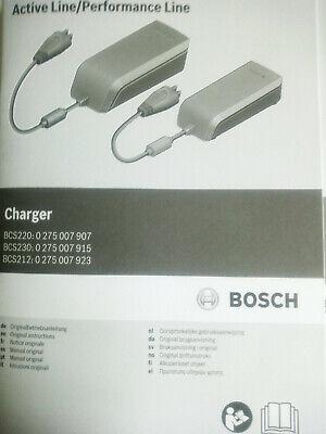 Bordcomputer; Charger für Bosch Pedelec/E-Bike