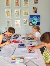 """""""I Can Draw!""""  1 Day Art Workshop for Kids Greater Springfield Brookwater Ipswich City Preview"""