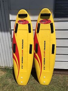 Nipper training boards Belmont Lake Macquarie Area Preview