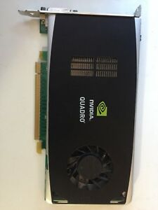 Nvidia Quadro FX1800 graphics card for workstation