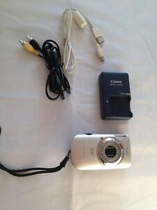 Canon IXY 510IS 12.1 MP digital camera