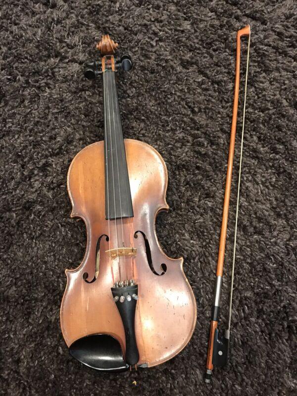 Vintage Violin & Case  MAKE OFFER