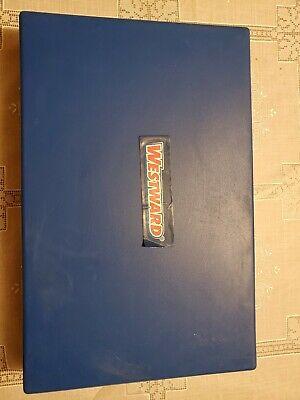 Westward Plug And Pin Gage Set Model M-5 .751.832 Minus82 Piece