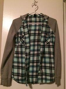 Designer Long Sleeve Tops/Sweaters: Abercrombie, Banana Republic