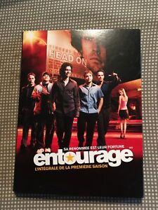 Série DVD Entourage saison 1