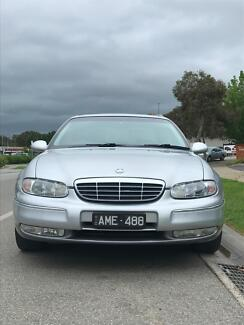 2003 WH II Holden Statesman V6
