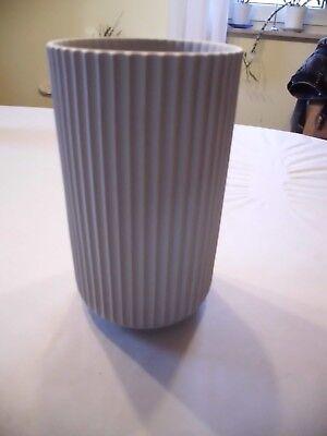Lyngby Vase 20 cm Stil Art Deko Bauhaus