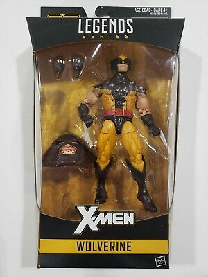 Marvel Legends X-Men Wolverine Juggernaut wave BAF New in box 2016