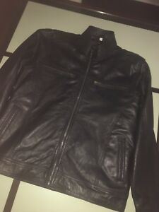 PURE LEATHER JACKET FOR SALE (BRAND NEW)