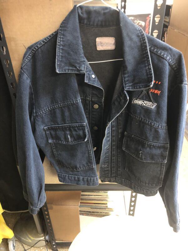 David Bowie Jacket Vintage Jacket 1990 Sound & Vision Tour Concert 1990s