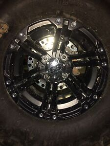 Rims for Honda and Yamaha quad