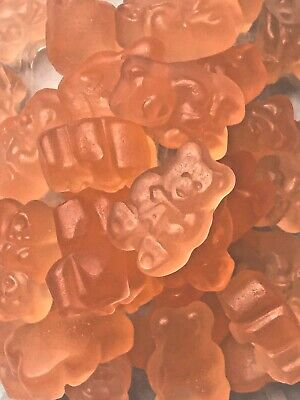 Pink Gummy Bears (Albanese Pink Grapefruit Flavored Gummy Bears - 3 POUNDS - FREE)
