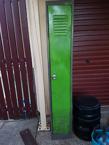 Green locker St Marys Penrith Area Preview