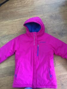 Youth girls Columbia coat.