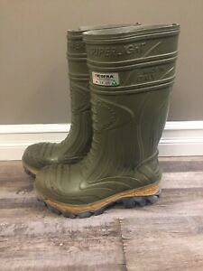 Cofra steel toe rubber work boots SIZE 12