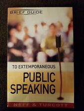 Speaking Extemporaneously