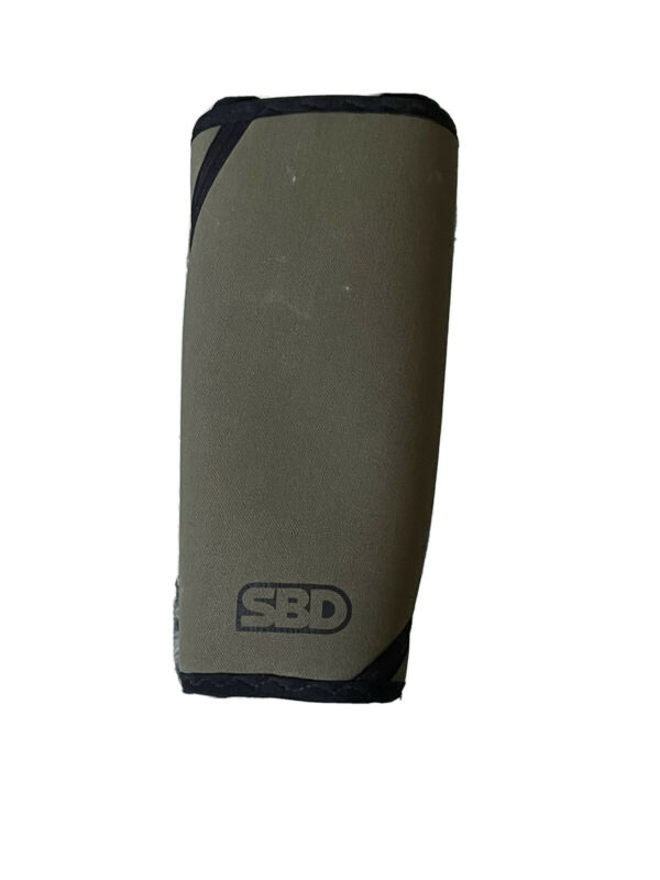 SBD Knee Sleeves Green 7mm Pair S - Used One Time