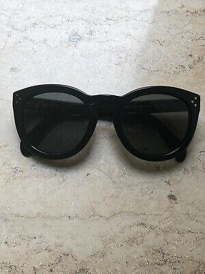 Céline Sonnenbrille CL41061/F/S  Schwarze ausverkauft mit original Verpackung
