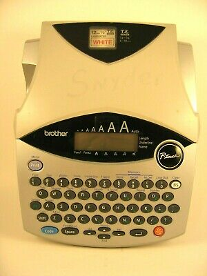 Pre-owned Brother P-touch 1910 Label Thermal Printer - Free Shipping