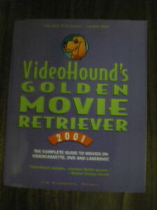 VideoHound's Golden Movie Retriever 2001