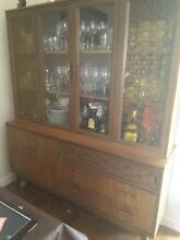Vintage Parker Wall Unit/Cabinet Nunawading Whitehorse Area Preview