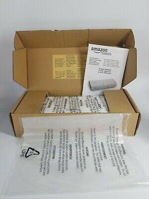 AmazonBasics Thermal Laminator Machine - NEW/OPEN BOX.