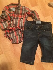 Boys 6-12 month outfit