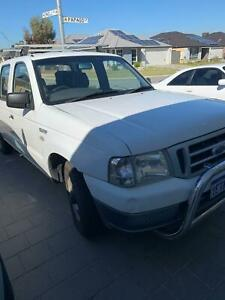 Ford Ute duel cab swap or make offer ! Will put 3 moths rego
