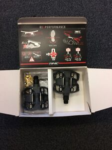 Time MX clipless pedals new