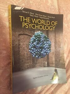 The world of Psychology 8th ed
