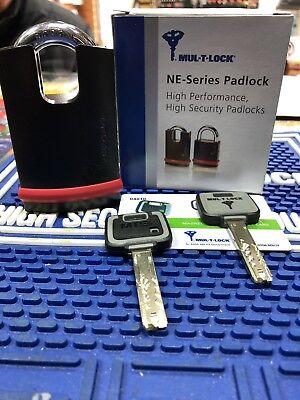 Mul-t-lock Padlock Ne10h Mt5