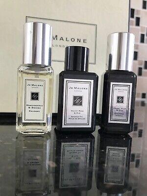 💝Jo Malone Velvet Rose & Oud and Honeysuckle & Davana Gift Set 💝
