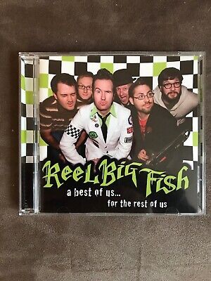 Reel Big Fish : A Best of Us... For the Rest of Us CD 2