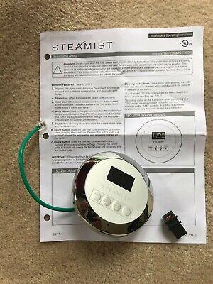 Steamist 250R Total Sense Round Control