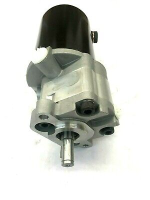 897147m92 Power Steering Pump For Perkins 4.236 4.248 For Massey 165 175 265 275