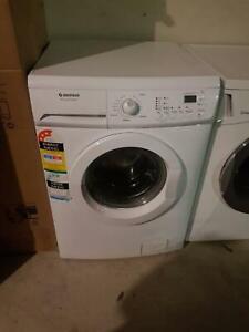 Simpson 8KGS Front Loader Washing Machine