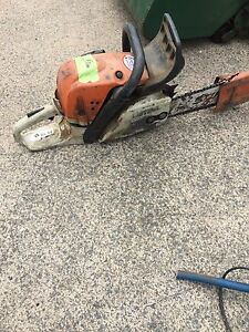Stihl ms311 chain saw farm boss Currimundi Caloundra Area Preview