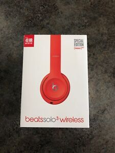 Beats Solo3 ( PRODUCT) red