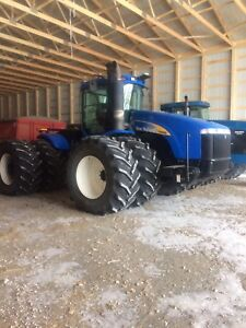 2009 New Holland T9060 HD