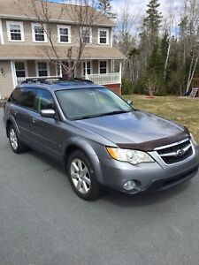 2009 Subaru Outback Limited