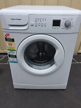 Fisher Paykel 8 KG Frontloader Washing Machine Model: WH80F60W1 Hassall Grove Blacktown Area Preview