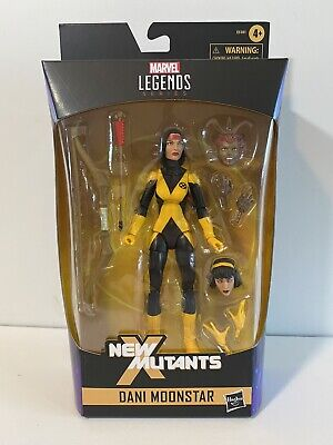 Marvel Legends Dani Moonstar Walgreens Exclusive NEW SEALED FREE SHIPPING Hasbro