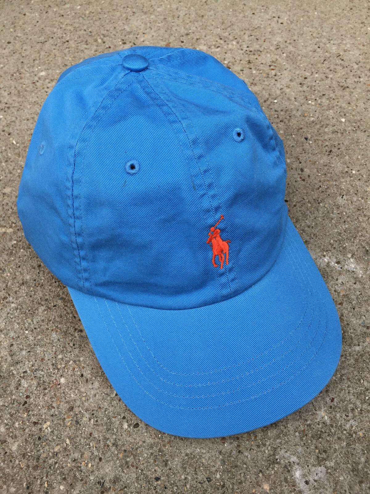 NEW Polo Ralph Lauren Baseball Cap Hat Big Pony Adjustable Strap