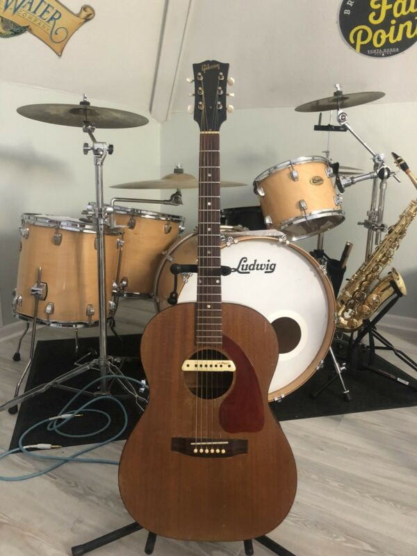 1966 Gibson LG-0 Acoustic Guitar